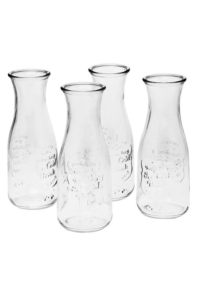 Drinking Bottles (Set Of 4)