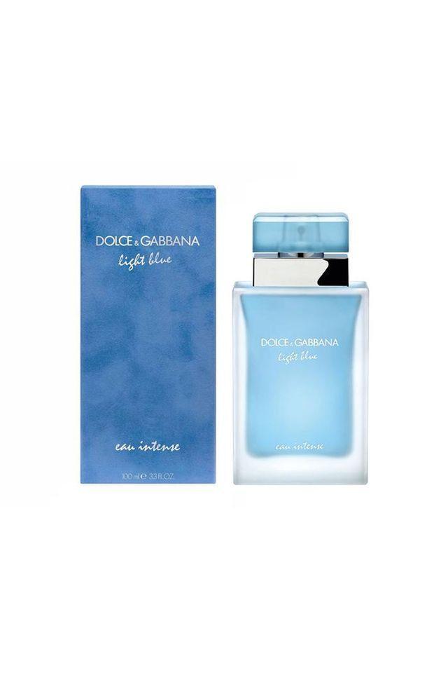 5a84bb148d Buy DOLCE & GABBANA Womens Light Blue Eau Intense Eau De Parfum Spray -  100ml | Shoppers Stop