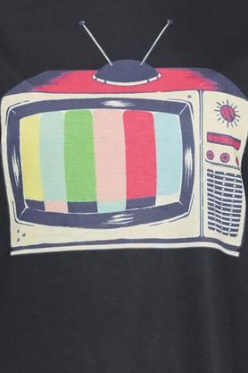 Women Tv Tee