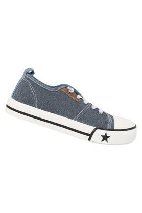 Boys Lace Up Sneakers