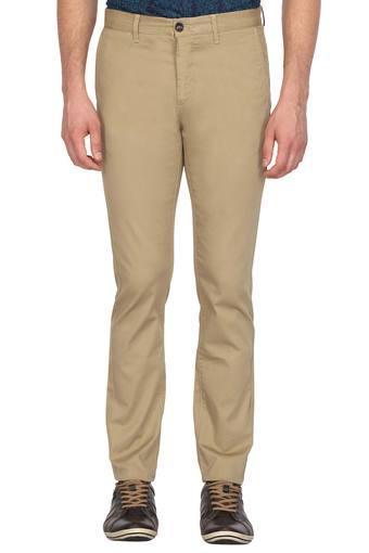 U.S. POLO ASSN. -  KhakiCasual Trousers - Main