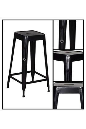 Black Stylo Bar Stool