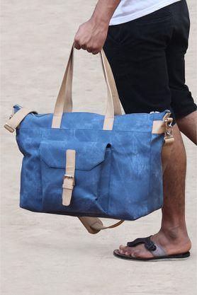 Mens 1 Compartment Zipper Closure Duffle Bag