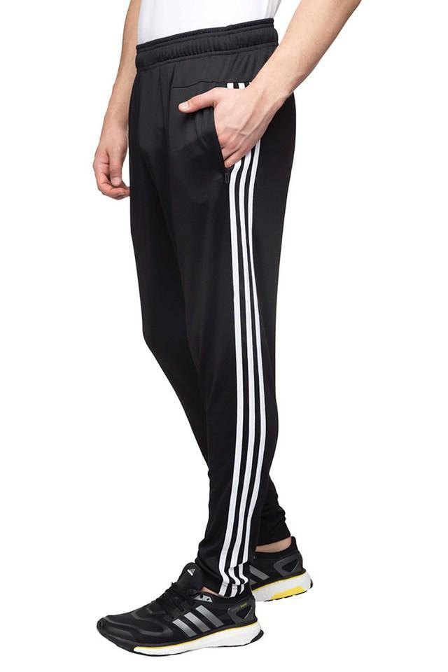 Mens 2 Solid Track Pants