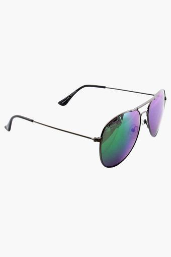 aed41386ee Buy FASTRACK Unisex Aviator Full Rim Sunglasses - M184PR4