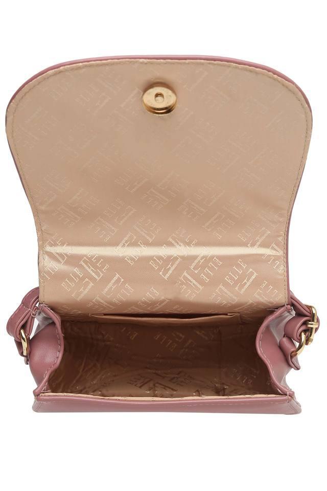Womens Casual Wear Snap Closure Sling Bag