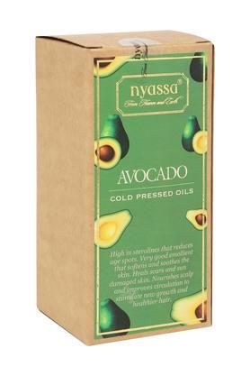 Avocado Cold Pressed Oil - 100ml