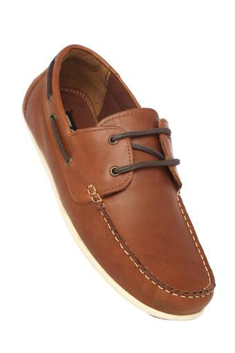c9380a69 Buy RED TAPE Mens Leather Laceup Boat Shoes | Shoppers Stop