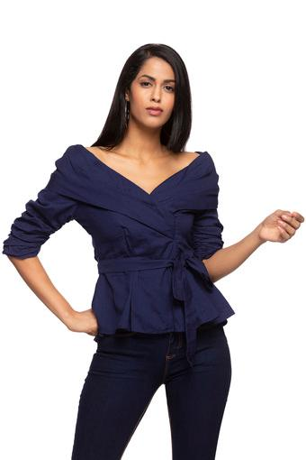 RHESON -  Navy PL LWW Flat 30% Off - Main