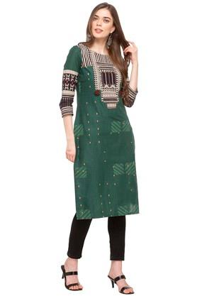 693b37d8a7bb3b W for Women - Get W Kurtis & Kurtas at upto 50% discount | Shoppers Stop