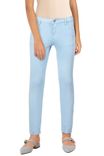 DEAL JEANS -  Sky Blue Jeans & Leggings - Main