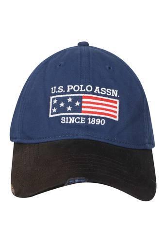 U.S. POLO ASSN. -  NavySocks & Caps & Handkerchieves - Main