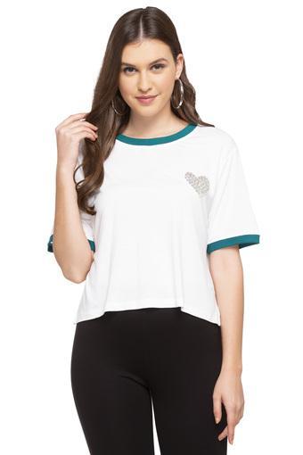 LOVEGEN -  WhiteT-Shirts - Main