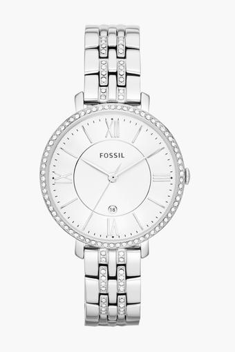 Womens Analogue Stainless Steel Watch - ES3545I