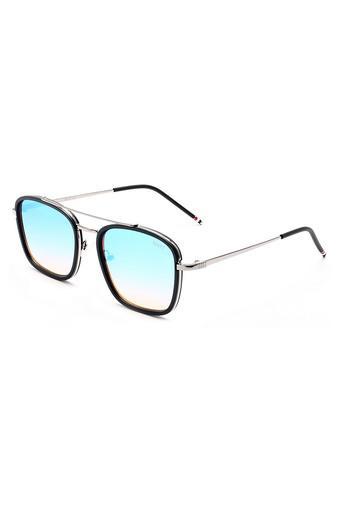 Unisex Navigator Polycarbonate Sunglasses