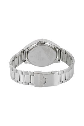 Mens Varsity  Analogue Stainless Steel Watch - 3177SM01