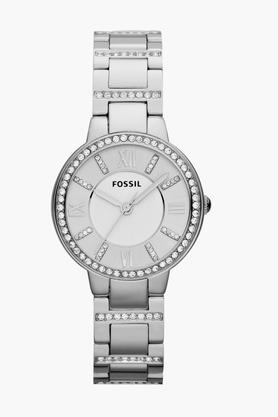 Womens Analogue Stainless Steel Watch - ES3282I
