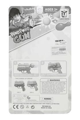 Kids Ping Pong Gun Set