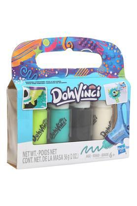 Unisex Dohvinci Draw Compound Pack of 4