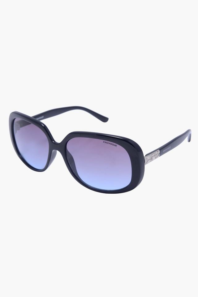 Womens Full Rim UV Protected Sunglasses - 4073-C01