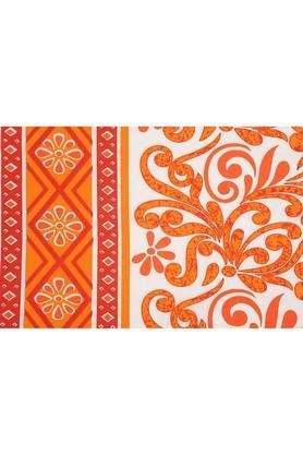Printed Diwan Set - 6 Pieces