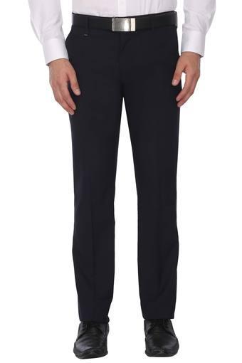 VAN HEUSEN -  Dark BlueCargos & Trousers - Main