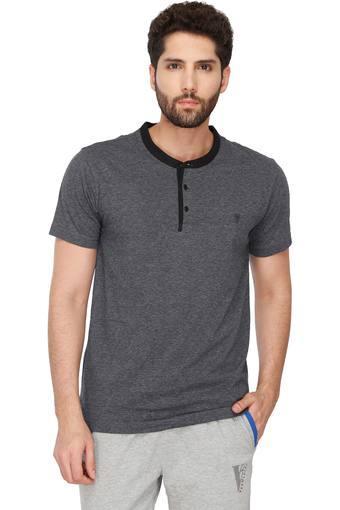 VAN HEUSEN -  CharcoalT-shirts - Main