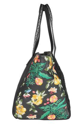 Womens Bols Martinika Sporty Zip Closure Satchel Handbag
