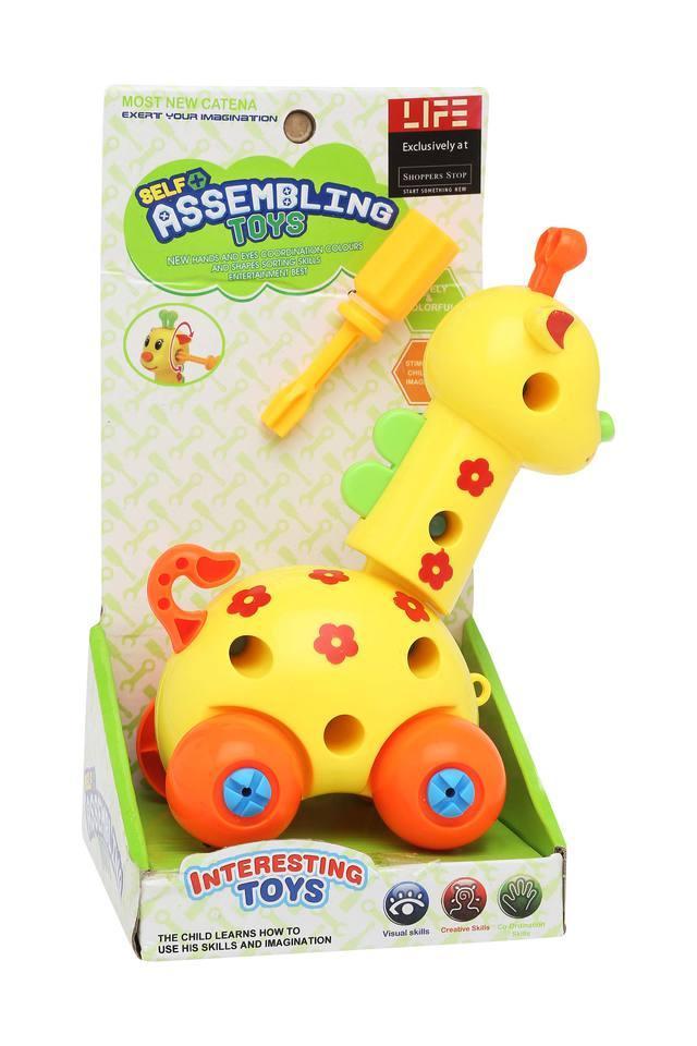 Kids Self Assembling Toy