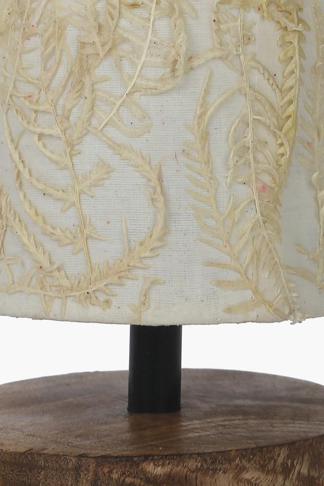Embellished Table Lamp with Lamp