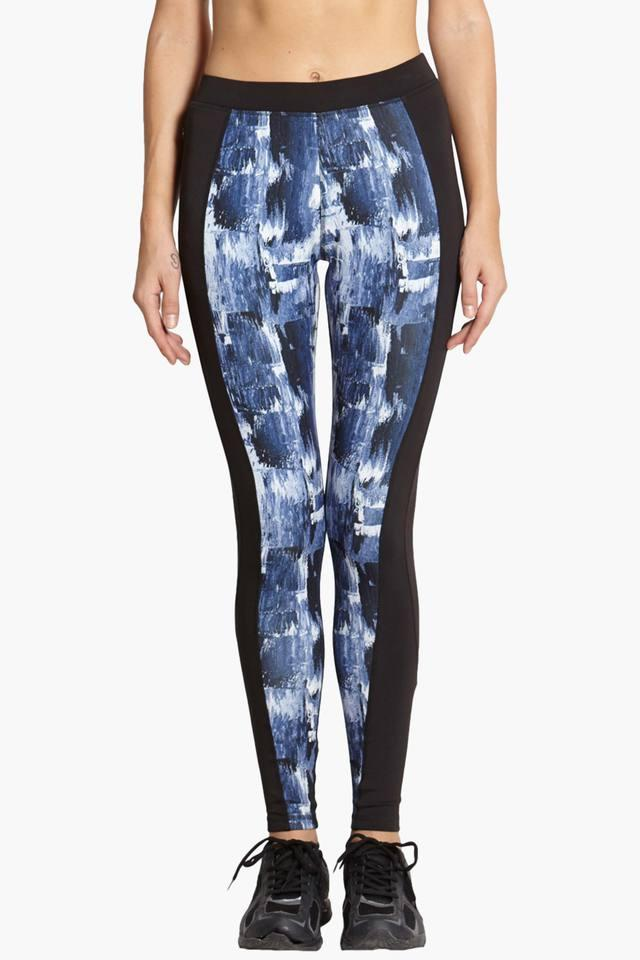 Womens Striped Track Pants