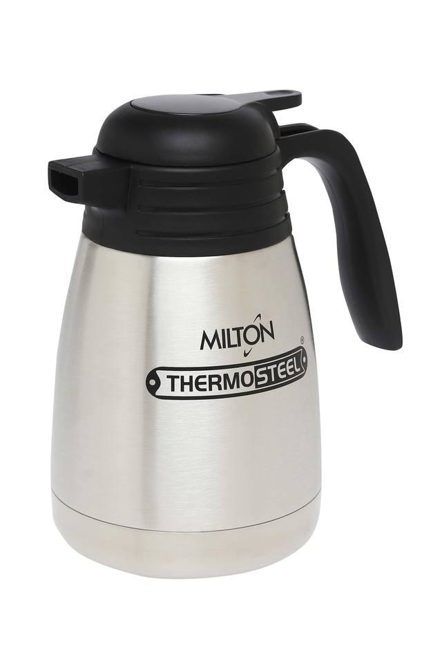 Thermo Steel Solid Flask with Handle - 1000ml