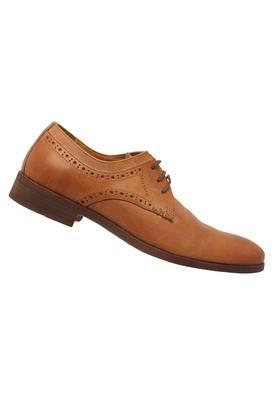 Mens Leather Lace Up Derbys