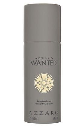 Mens Wanted Deodorant Spray