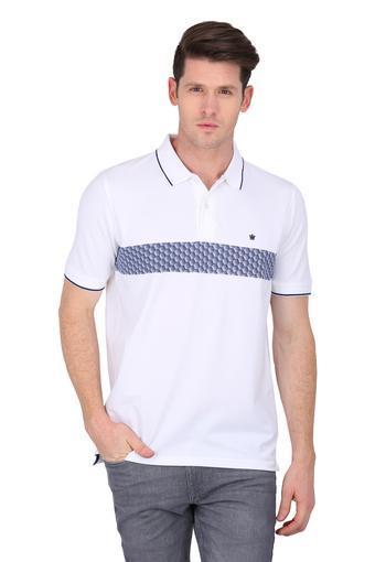LOUIS PHILIPPE -  WhiteT-shirts - Main