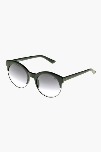 Womens Oval Polycarbonate Sunglasses - GL5023C09