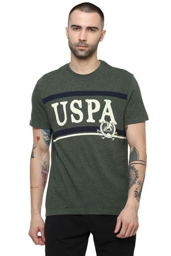 U.S. POLO ASSN. DENIM -  Green MixT-shirts - Main