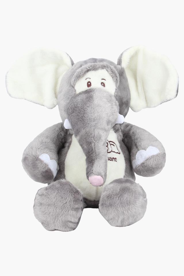 Unisex Elephant Soft Toy - 30cm