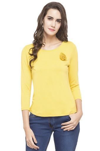 A756 -  YellowT-Shirts - Main