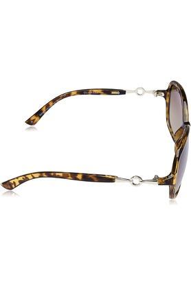 Womens Oversized Polycarbonate Sunglasses