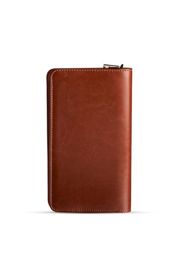 Unisex Zipper Closure Wallet