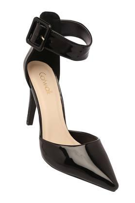 CATWALKWomens Casual Wear Buckle Closure Heels