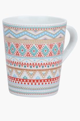Round Printed Coffee Mug - 250ml