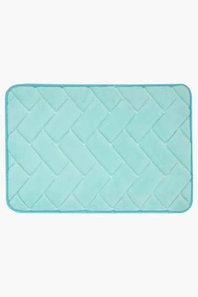 Rectangular Quilted Bath Mat