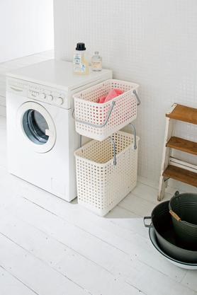 Scandinavia Style Stacking Laundry Basket - M