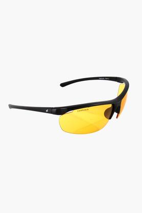 FASTRACK Mens Oval Non Gradient Sunglasses - P388YL2