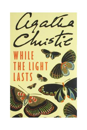 Agatha Christie - While the Light Lasts