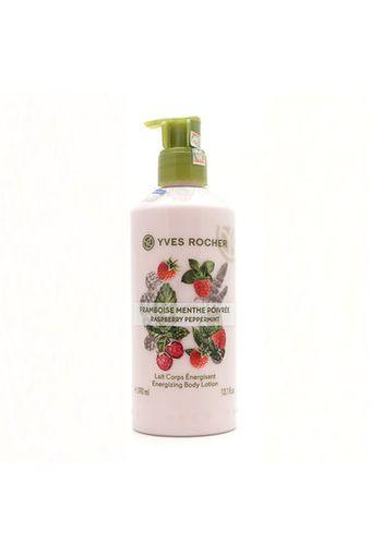 Energizing Body Lotion - Raspberry Peppermint - 390 ML