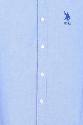U.S. POLO ASSN. - BlueCasual Shirts - 4