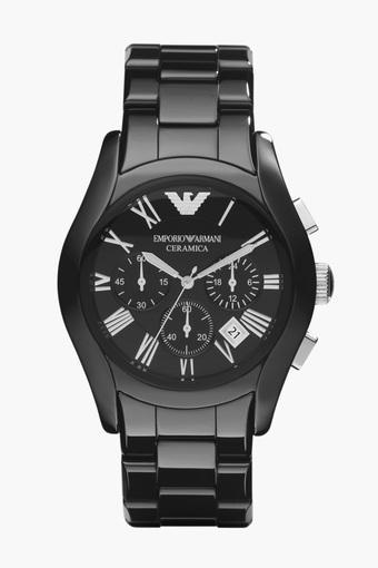 Mens Analogue Ceramic Watch - AR1400